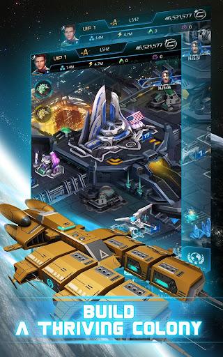 Space Warship: Alien Strike [Cosmic War Strategy] 0.10.10.30169 de.gamequotes.net 1