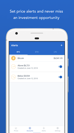 Coinbase u2013 Buy and sell bitcoin. Crypto Wallet for Android apk 5