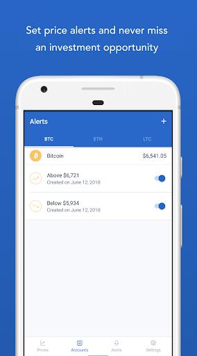 Coinbase - Buy Bitcoin & more. Secure Wallet. 5.5.1 screenshots 5