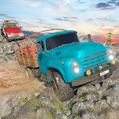 Offroad Long Truck Sim - Offroad Quad Jeep Driver Android APK Download Free By Level9 Studios