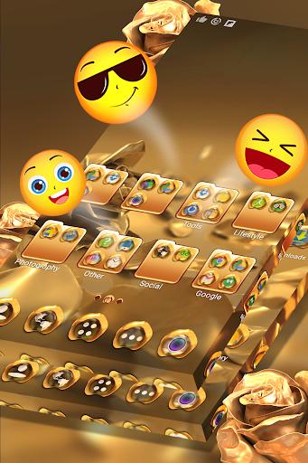 Rose Gold Launcher Theme  screenshots 4