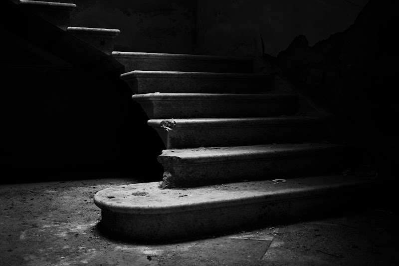 Forgot Stair di cristiandragophoto