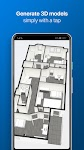 screenshot of magicplan – 2D/3D floor plans & AR measurement