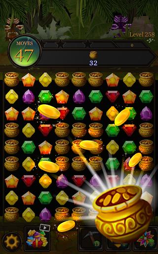 Secret Jungle Pop : Match 3 Jewels Puzzle 1.2.5 screenshots 12