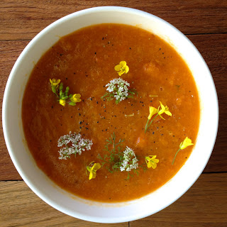 Cleansing Carrot Soup