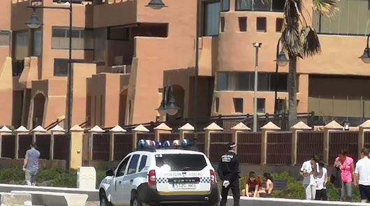 Policía Local intensifica los controles para evitar desplazamientos