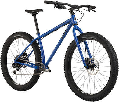 Surly Karate Monkey 27.5+ Complete Bike - Blue Porta Potty alternate image 4