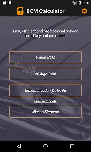 BCM Calculator  screenshots 3