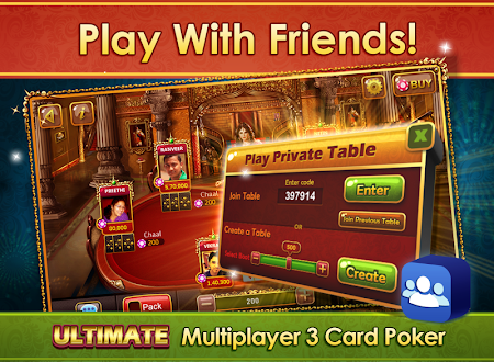Ultimate Teen Patti 31.0.3 screenshot 556240
