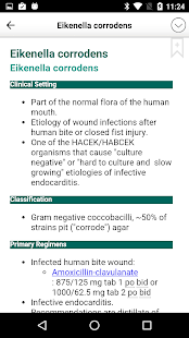 Sanford Guide:Antimicrobial Rx - náhled
