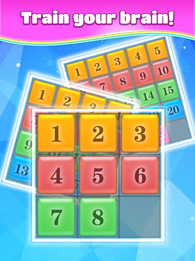 Number Block Puzzle apktram screenshots 7
