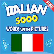 Italian 5000 Words with Pictures