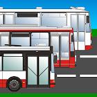 Bus Simulator 2D - City Driver icon