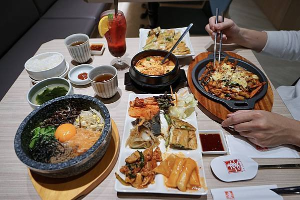 SAIKABO 韓式料理
