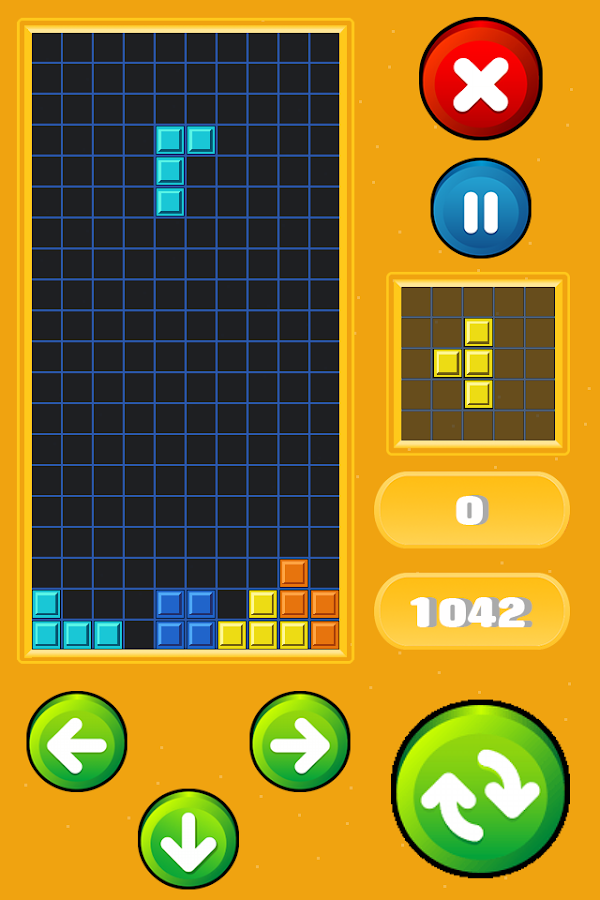 classic tetris free