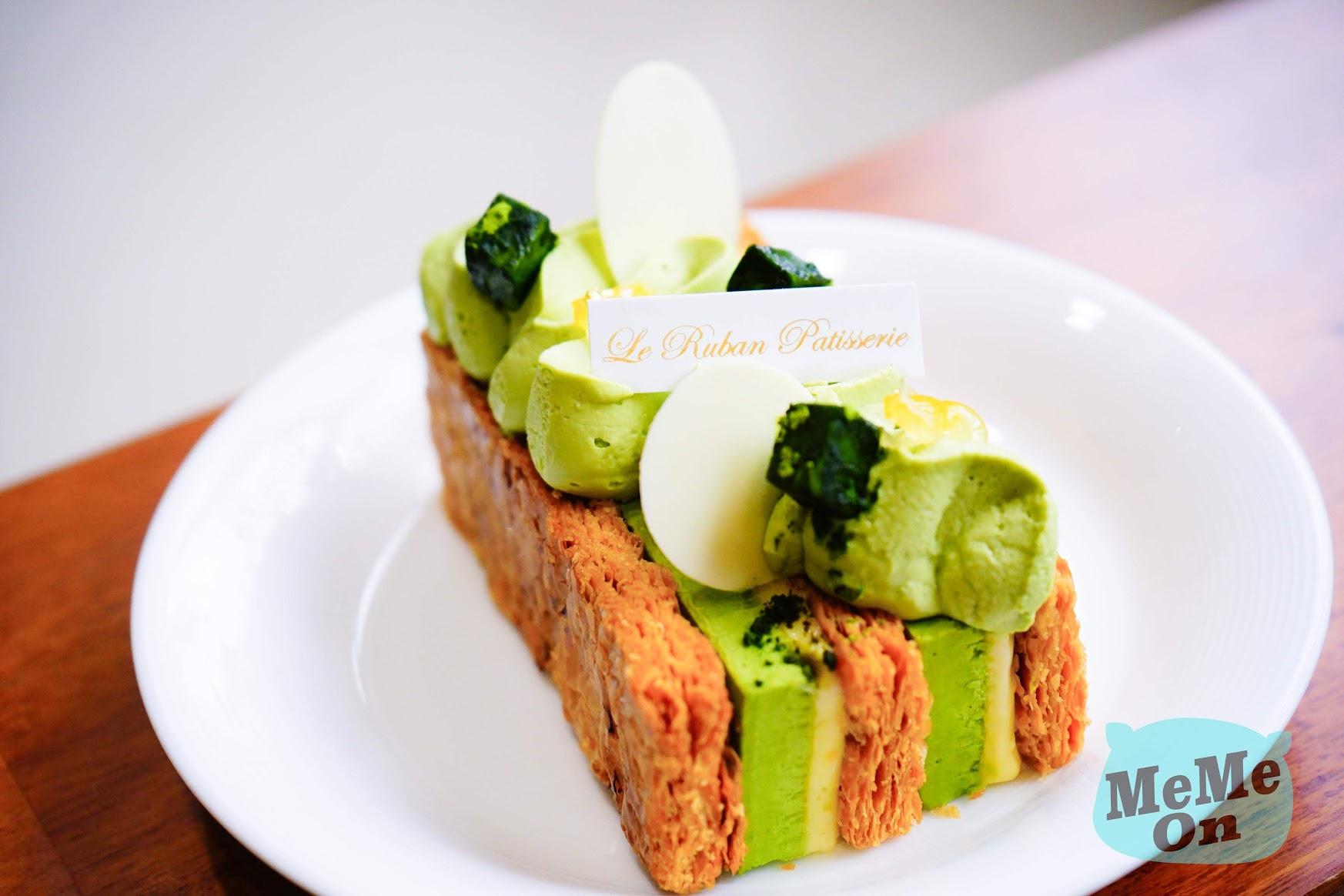 吃貨迷編日記ー Le Ruban Pâtisserie 法朋 烘焙甜點坊
