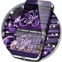 Laser Cyclist Keyboard icon