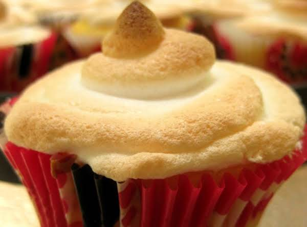 Key Lime Pie Cupcakes