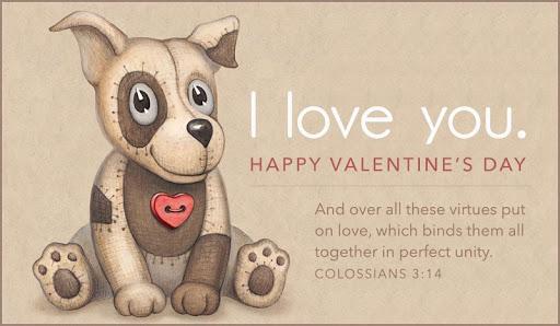 Valentines day cards screenshot 12