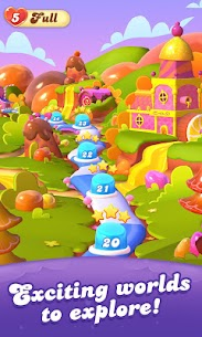 Candy Crush Friends Saga 5