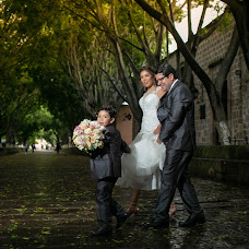 Wedding photographer Eric Sanchez (sanchez). Photo of 08.11.2018