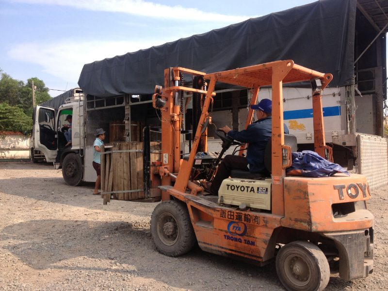 Nhu cầu vận chuyển hàng Bình Dương đi Quảng Bình