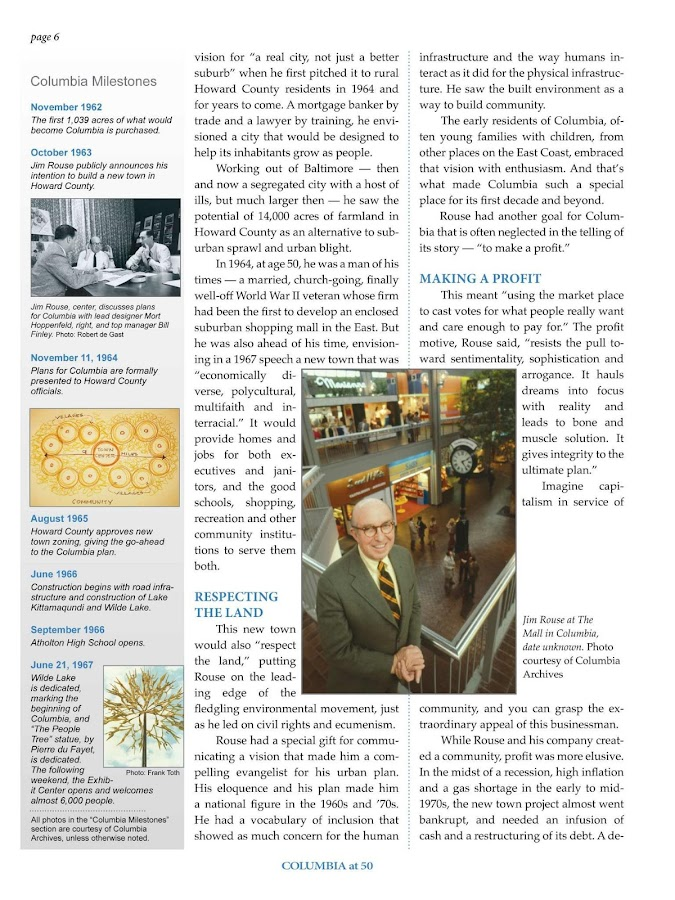 The Business Monthly- screenshot