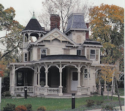 Photo: 1874 One of my all time favorite small houses. Someone really went to town designing this one.