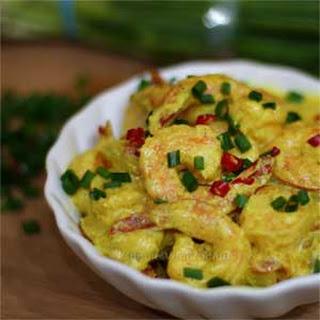 15-Minute Shrimp Curry