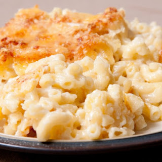 School Cafeteria Mac and Cheese Recipe