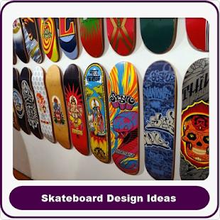 skateboard design ideas screenshots - Skateboard Design Ideas
