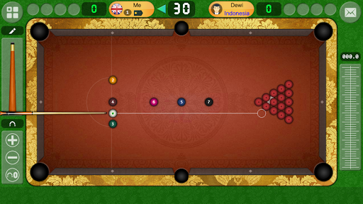 Code Triche pool billard jeu Offline / Online gratuit 8 ball APK MOD screenshots 3