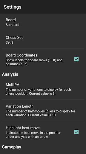 Fun Chess Puzzles Pro (Tactics) Žaidimai Android screenshot