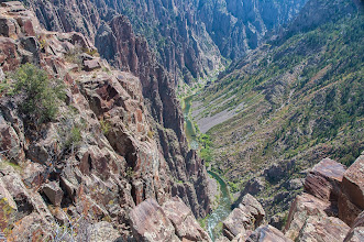 Photo: Black Canyon of the Gunnison NP, CO