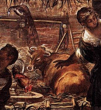 Article on Tintoretto's Adoration of the Shepherds