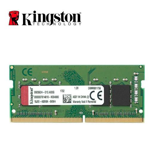 Bộ nhớ laptop DDR4 Kingston 4GB (2666) (KVR26S19S6/4)