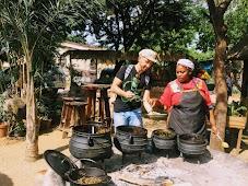 Традиционный способ приготовления в potjie