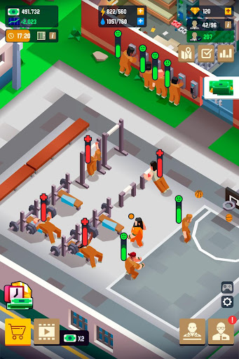 Prison Empire Tycoon - Idle Game 1.0.3 screenshots 6