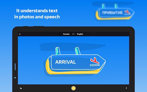 Yandex.Translate – offline translator & dictionary 10