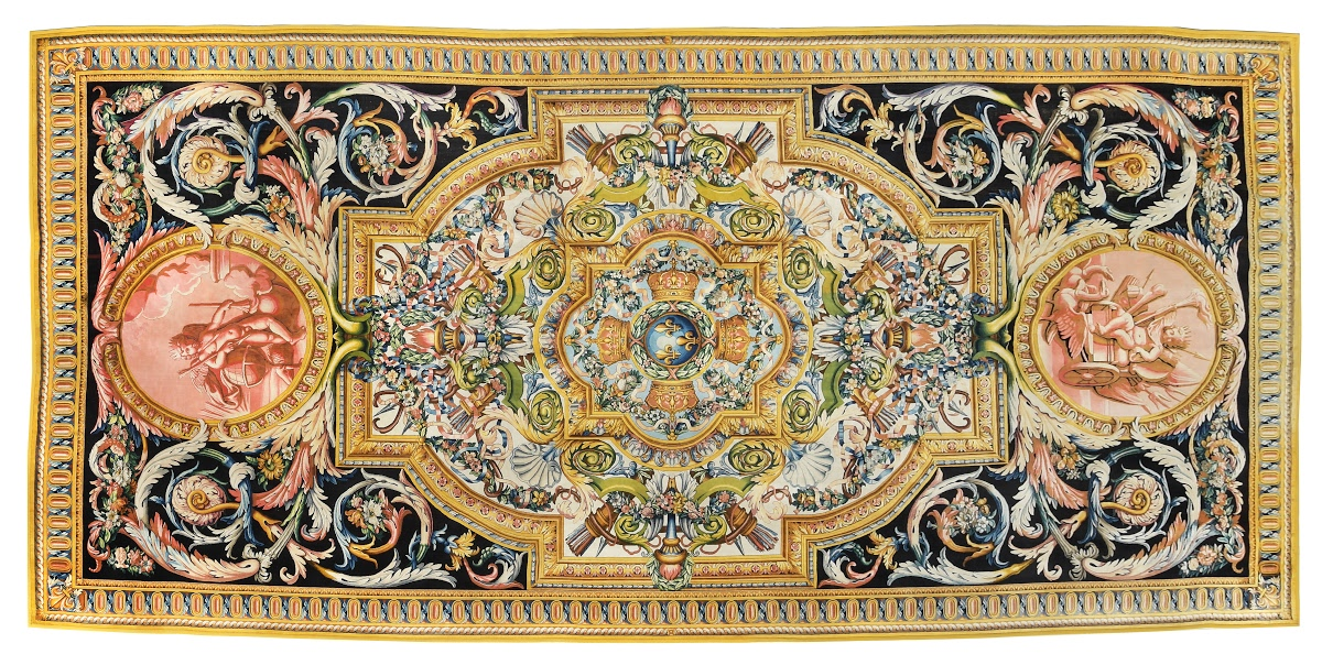 creation of carpets manufacture of
