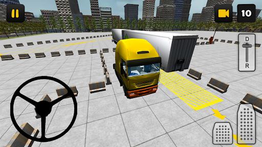 Truck Parking 3D: Extreme