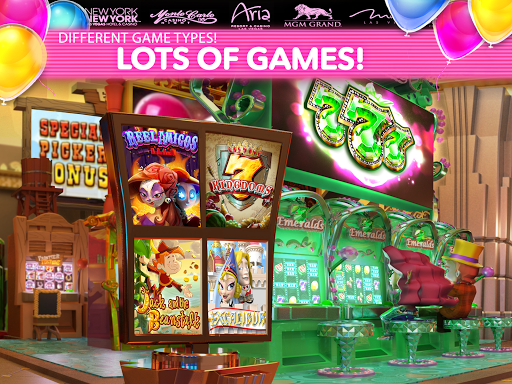 POP! Slots - Free Vegas Casino Slot Machine Games  screenshots 9