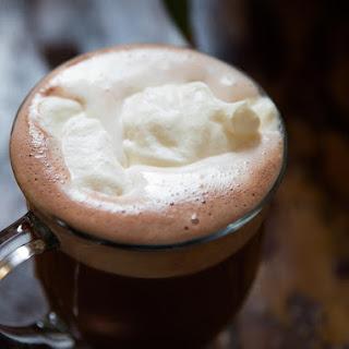 Barbajada (Milanese Hot Chocolate-Coffee Drink).