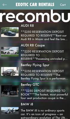 Miami Nights - screenshot