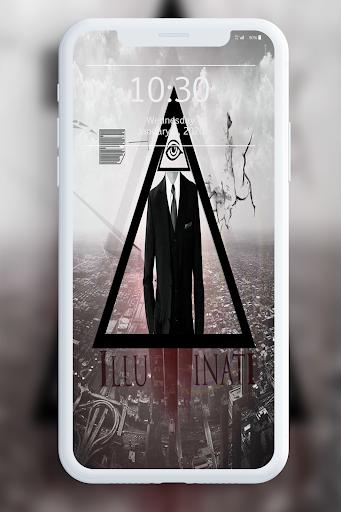 Illuminati Wallpaper 1.3 screenshots 3