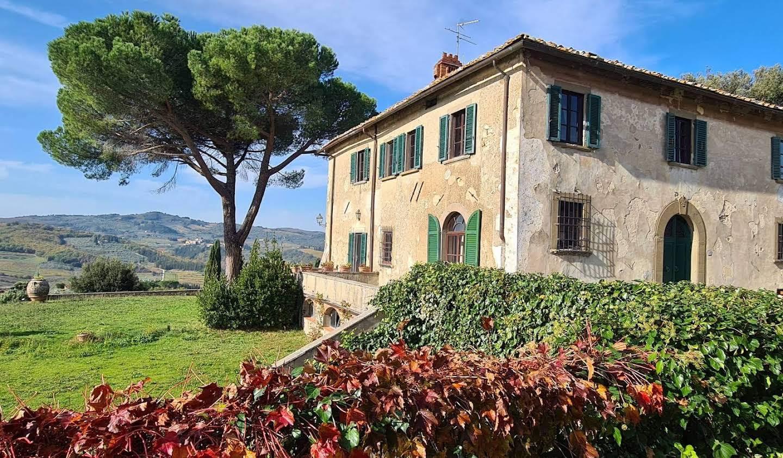 Villa avec jardin et terrasse Greve in Chianti