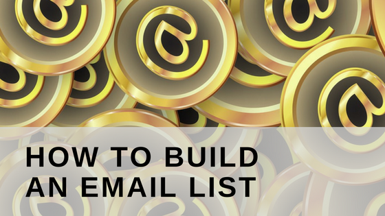 Email list building, email automation, how to build an email ist