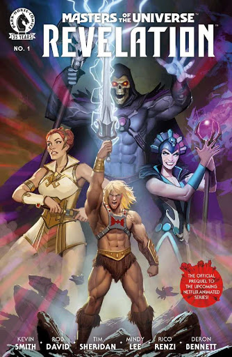 New MASTERS OF THE UNIVERSE Series Gets Dark Horse Comic