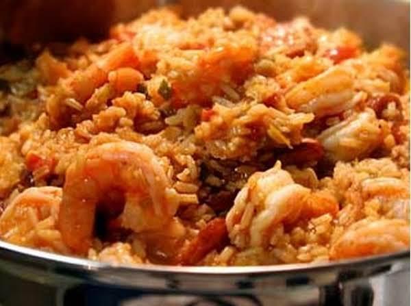Lisa's Jambalaya Recipe