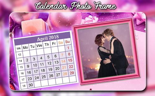 2018 Calendar Photo Frame - náhled